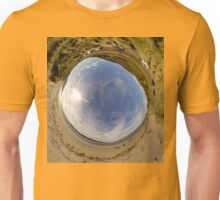 Lisfannon Beach, Fahan, County Donegal - Sky In Unisex T-Shirt