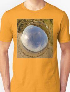 Lisfannon Beach, Fahan, County Donegal - Sky In T-Shirt