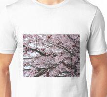Cherry Blossom Serenade Unisex T-Shirt
