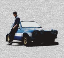 Paul Walker 1 by BaDizza
