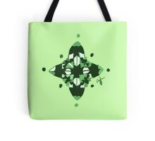 Compass (Green) Tote Bag