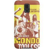 Mondo Topless Alt. Samsung Galaxy Case/Skin