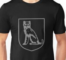A Complete Guide to Heraldry - Figure 334 — Cat-a-mountain sejant guardant Unisex T-Shirt