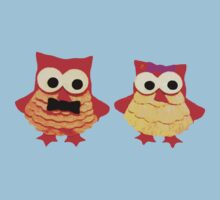 Owl Couple! T-Shirt