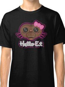 HELLO E.T. Classic T-Shirt