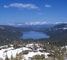 Donner Pass by Steve Hunter