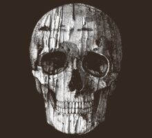 Ripped Up Skull T-Shirt