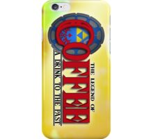 The Legend of Coffee iPhone Case/Skin