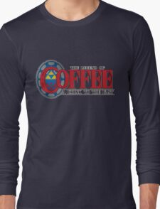 The Legend of Coffee Long Sleeve T-Shirt