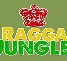 Ragga-Jungle Ting by GrindHarder