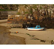 Waiting on the Tide Photographic Print