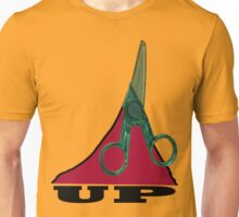 cut up  Unisex T-Shirt