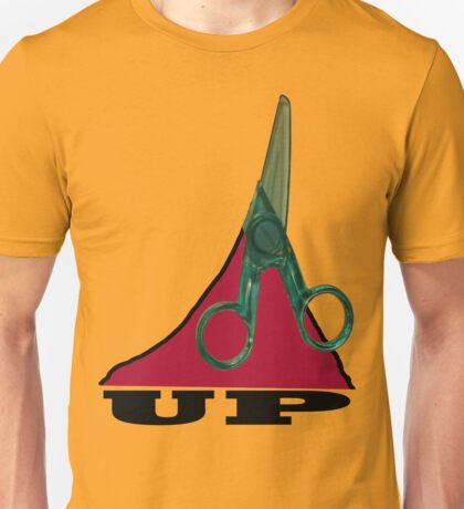 cut up  Unisex T-Shirt