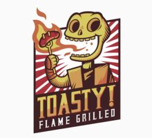 Toasty Grill Kids Clothes