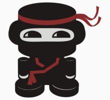 Ninja O'bot 2.0 by Carbon-Fibre Media