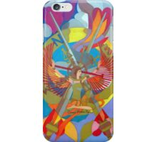 On the Four Winds Does My Heart Fly iPhone Case/Skin
