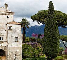 Amalfi Coast Villa by George Oze