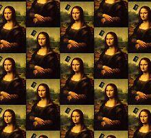 Mona Lisa Tardis by Surpryzine
