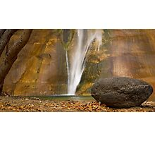 Lower Calf Creek Falls, Utah Photographic Print