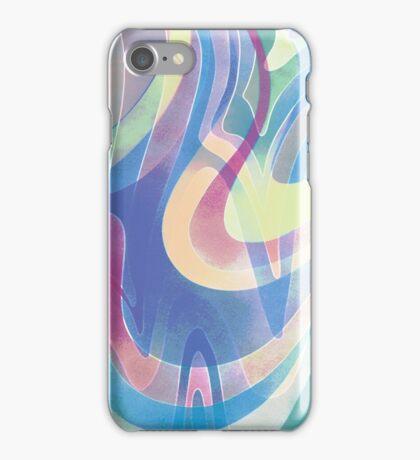 Color Contours iPhone Case/Skin