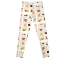 Japanese Food All in One Leggings