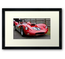 The Williams Special completed Framed Print