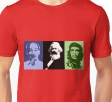 Uncle Ho, Karl & Che Unisex T-Shirt