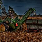 Corn Picker by Steve Baird