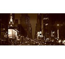 New York Drivers View Photographic Print