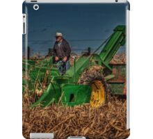JD Corn Picker iPad Case/Skin