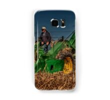 JD Corn Picker Samsung Galaxy Case/Skin