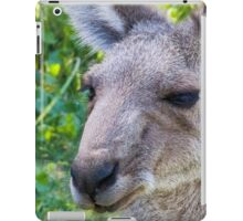 Wallaby face iPad Case/Skin