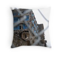 Demolish Throw Pillow