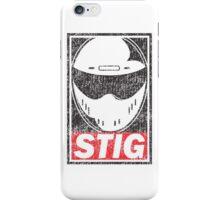 Stig (Aged) iPhone Case/Skin