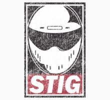 Stig (Aged) by Surpryzine