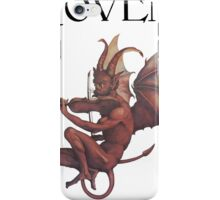 Coven Band Shirt iPhone Case/Skin