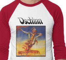 Dschinn band shirt Men's Baseball ¾ T-Shirt