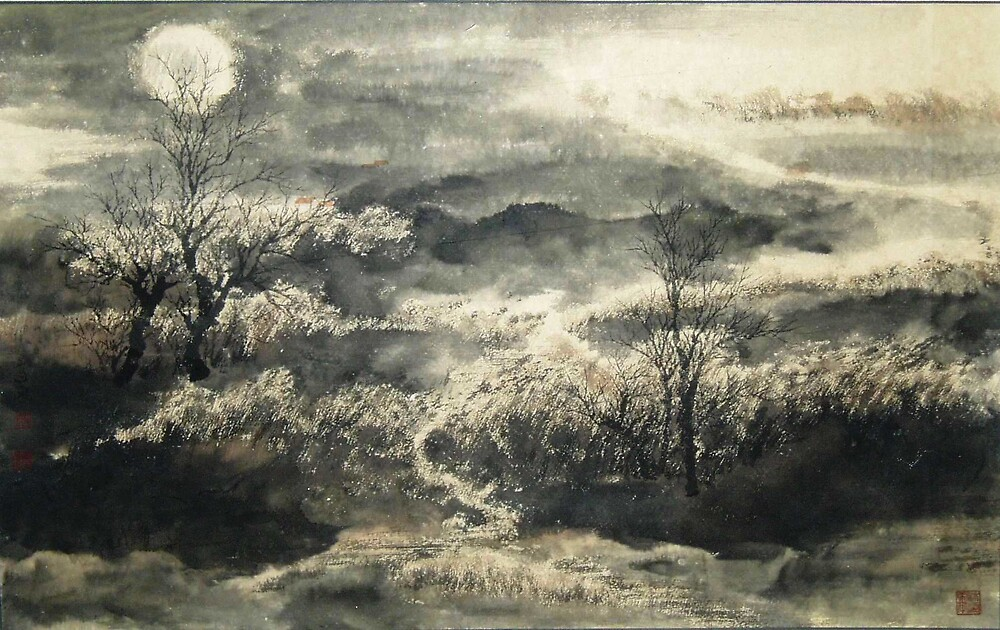 creek of homeland by VincentShi