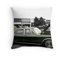 Chrysler New Yorker Throw Pillow