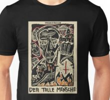 Parable of the Madman/Der tolle Mensch Unisex T-Shirt