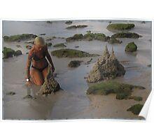 Sandcastle Architect Poster