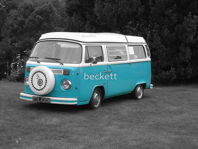 Camper by beckett