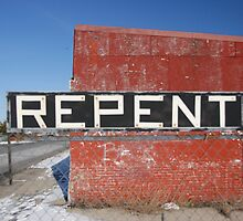 Repent  by DavidClements