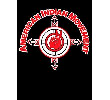 American Indian Movement Photographic Print