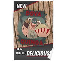 Dova Quinoa Poster