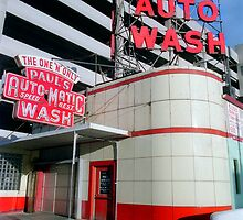 Paul's Auto Wash by DavidClements