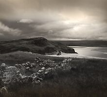 Lonely Acre, Sutherland by artyfifi