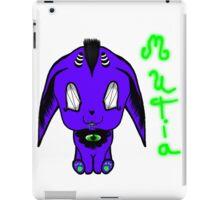 Chibi Mutia iPad Case/Skin