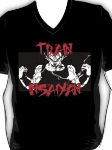 Train Insaiyan- Majin Vegeta T-Shirt
