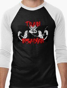 Train Insaiyan- Majin Vegeta Men's Baseball ¾ T-Shirt